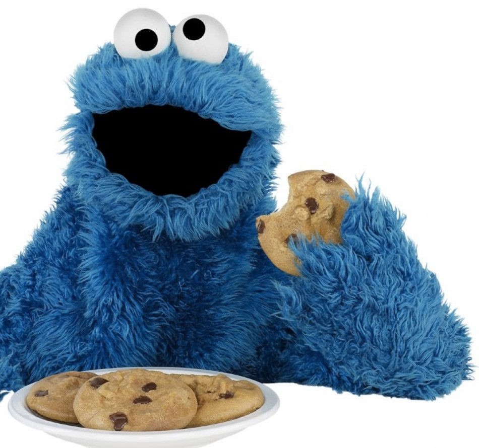 Quotes About Cookie Monster Eating Cookies. QuotesGram