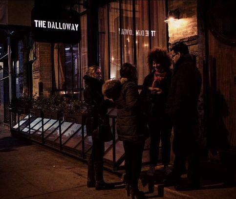 Nightclubs in nyc Lesbian