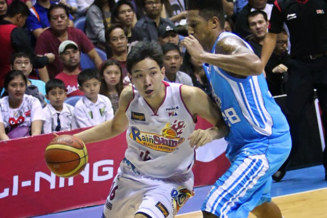 Jeff Chan shoots Rain or Shine past San Mig Coffee in Game Five to stay alive in finals