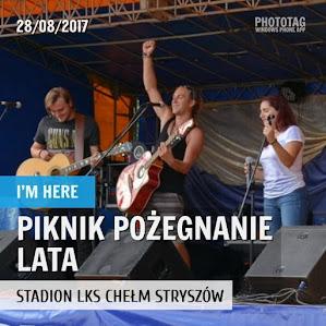 Pożegnanie Lata w Stryszowie  - 27.08.2017