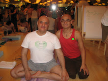 Workshop ,Trueyoga , Singapore