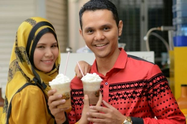 Khai Rosma AF1 CoffeRich Cafe Ice Blended