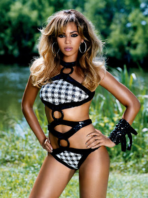 Beyoncé Knowles  hot