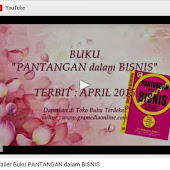 Trailer Buku PANTANGAN DALAM BISNIS
