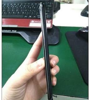 nilah Ponsel Tertipis di Dunia Oppo R809T sekaligus Ponsel Terbaru