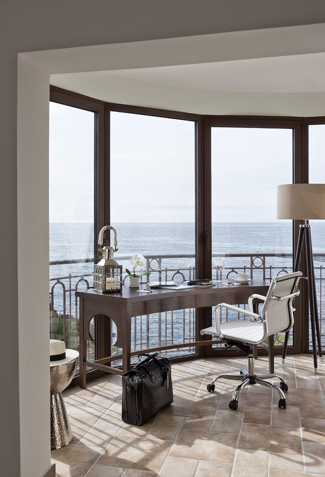 The Tiara Miramar Beach Hotel U0026 Spa, French Riviera   Luxury Interior Home  Design