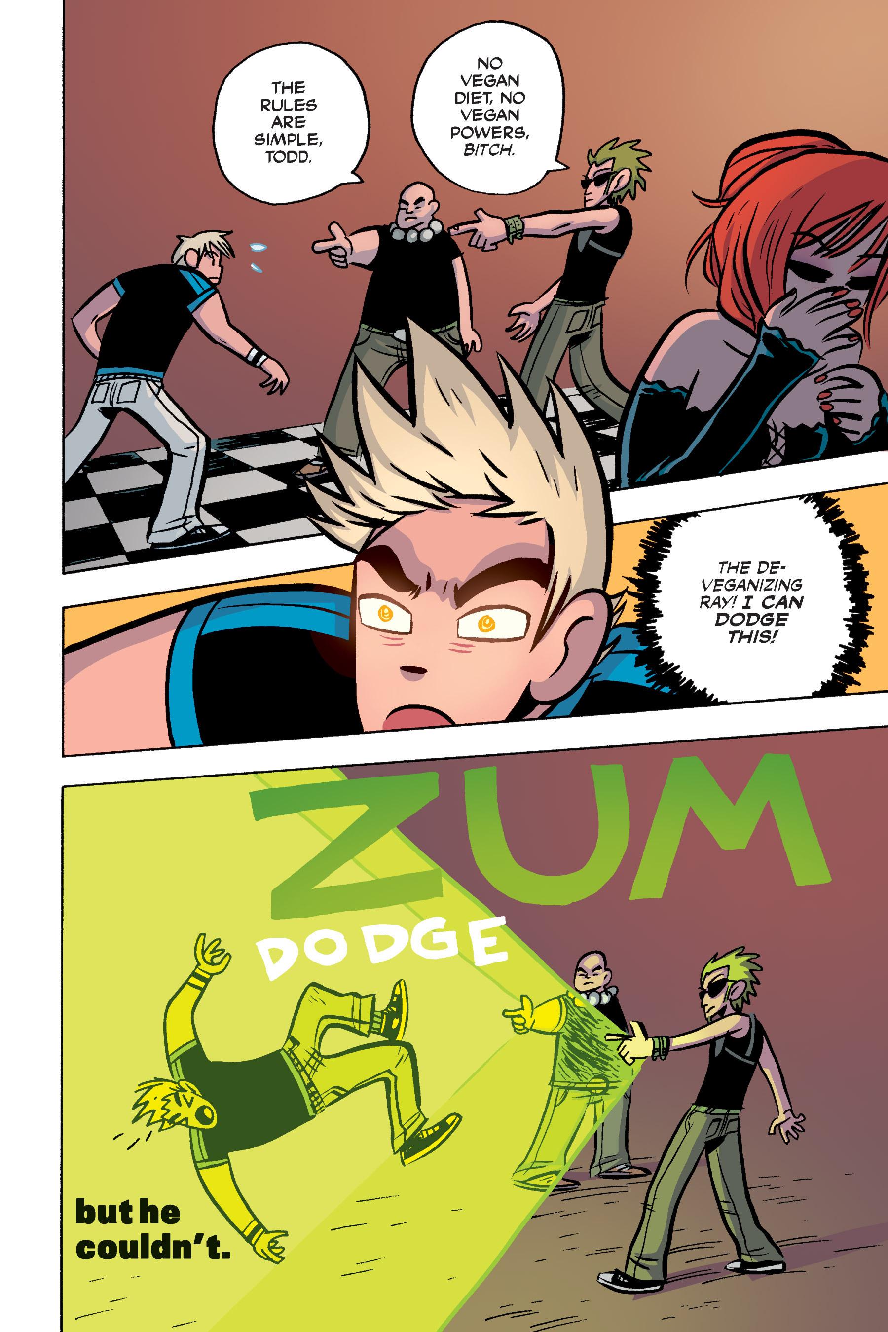 Read online Scott Pilgrim comic -  Issue #3 - 162