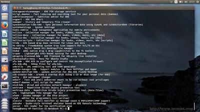 Terminal Ubuntu 14.10