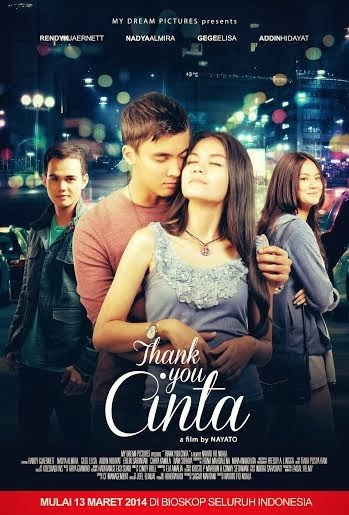 Review Film Thank You Cinta Terbaru 2014