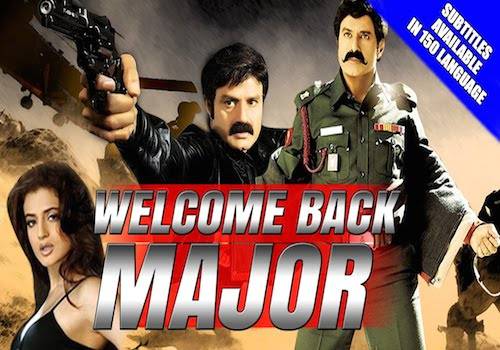 Welcome Back Major 2015 Hindi Dubbed Movie Download