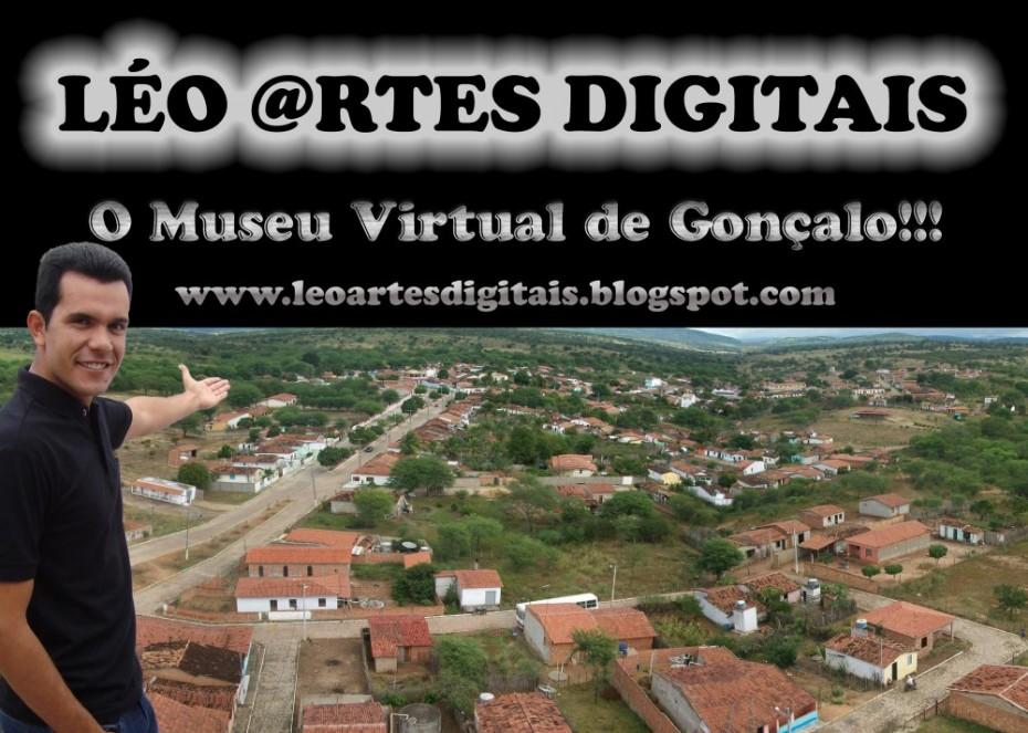 LÉO @RTES DIGITAIS - O MUSEU VIRTUAL DE GONÇALO