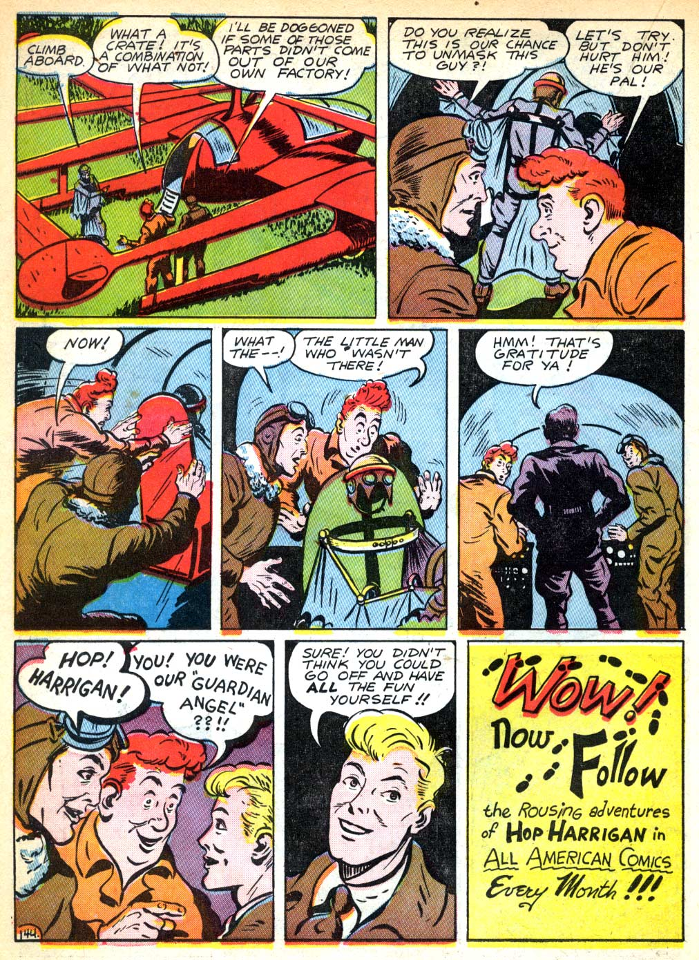 Read online All-American Comics (1939) comic -  Issue #28 - 32