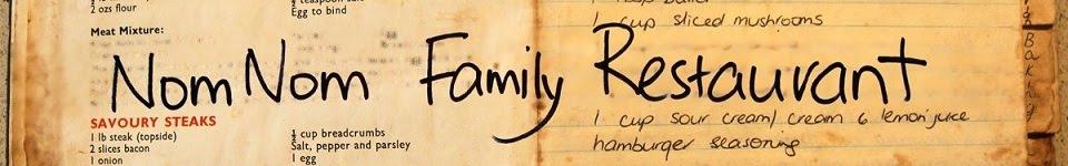 Nom Nom Family Restaurant