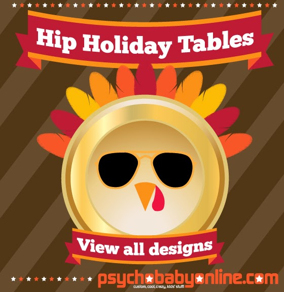 Hip Holiday Table Must-Haves