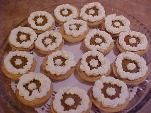 Tartelettes au sucre
