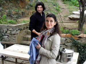 Fatima Gul and Karim