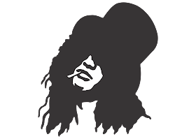 download Logo Guns n roses Slash Vector