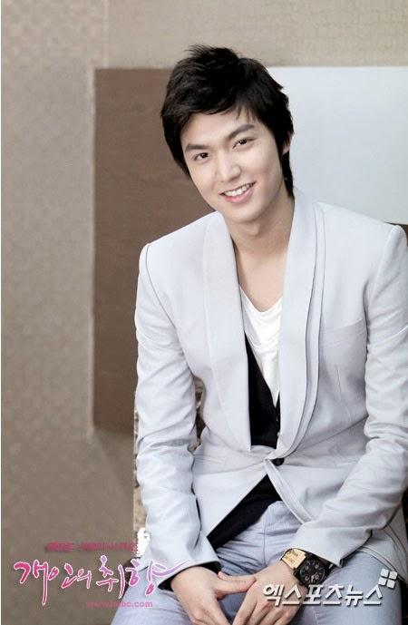 Album Foto Pertumbuhan Lee Min Ho Mulai Masa Kecil Sampai Sekarang