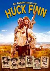 Baixe imagem de As Aventuras de Huck Finn (Dublado) sem Torrent