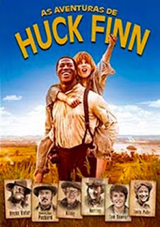 As Aventuras de Huck Finn - HDRip Dublado
