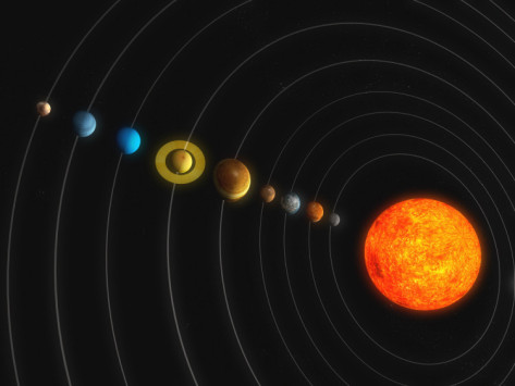 Greek names of the planets how are planets named in Greek
