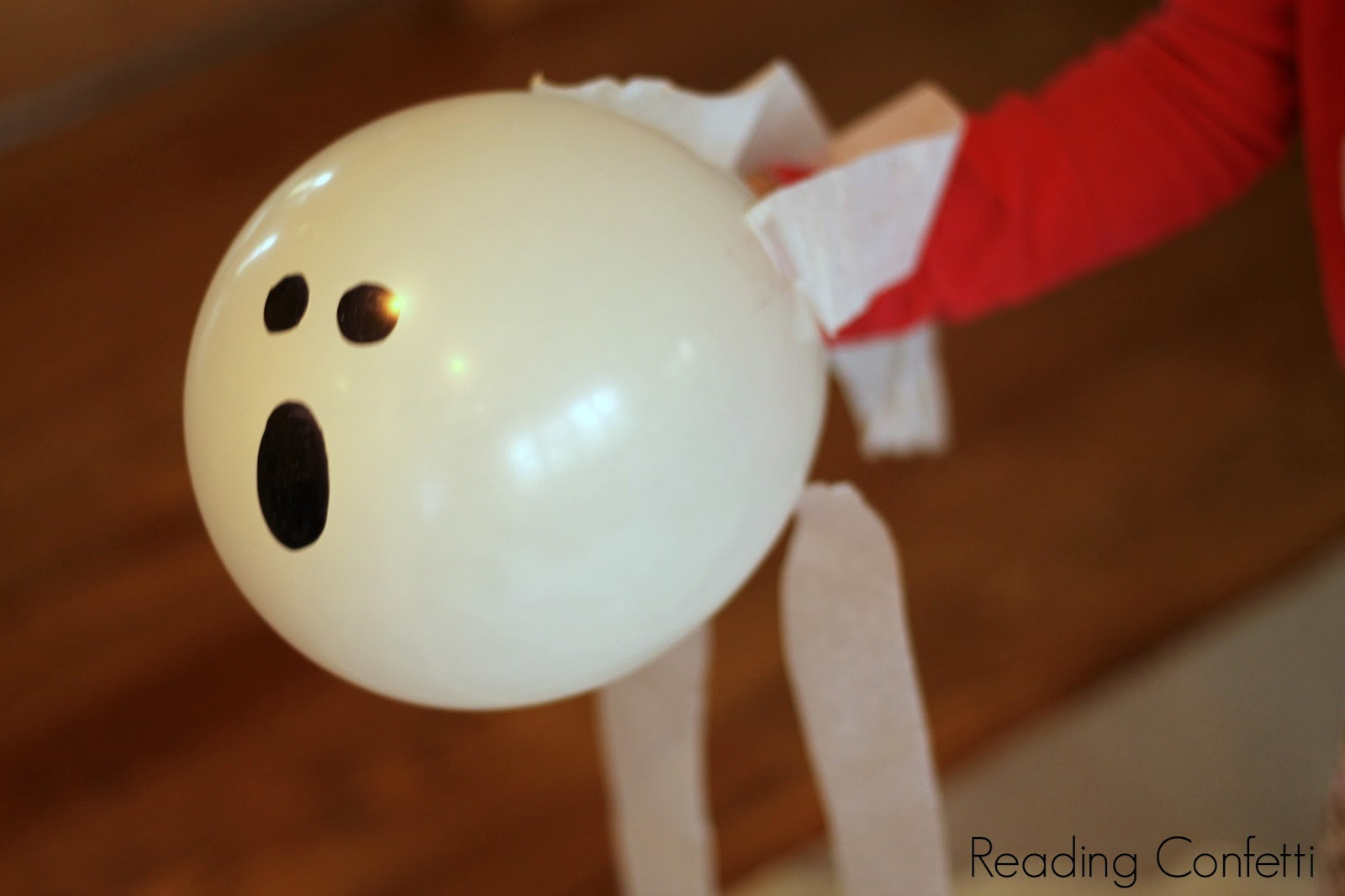 White Ghost Balloons Ghost Balloons a Fun