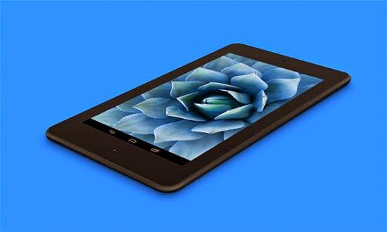 Nexus 7 PSD Mockup Templates 3