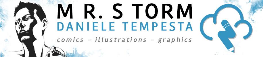 Daniele Tempesta artista freelance - illustratore - grafico - fumettista - animatore flash