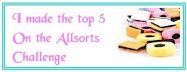 Allsorts Challenge Top 5