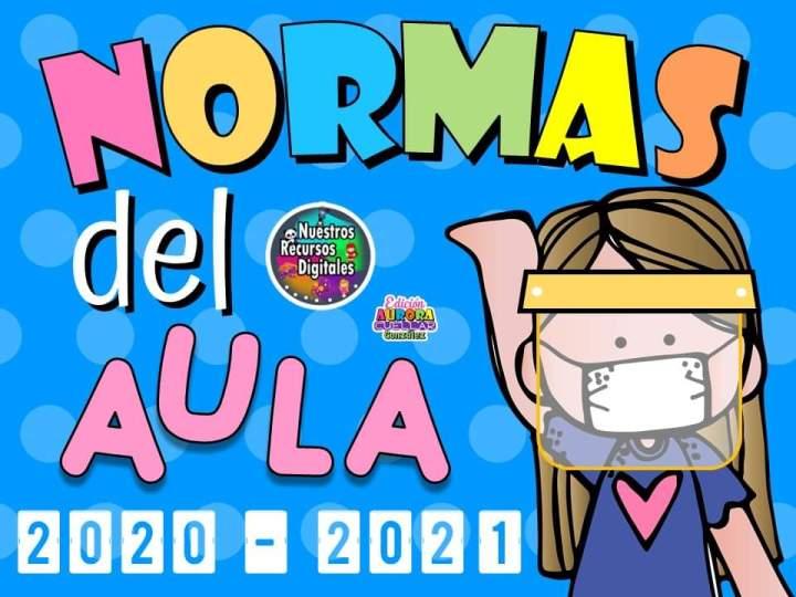 NORMAS DE CLASE