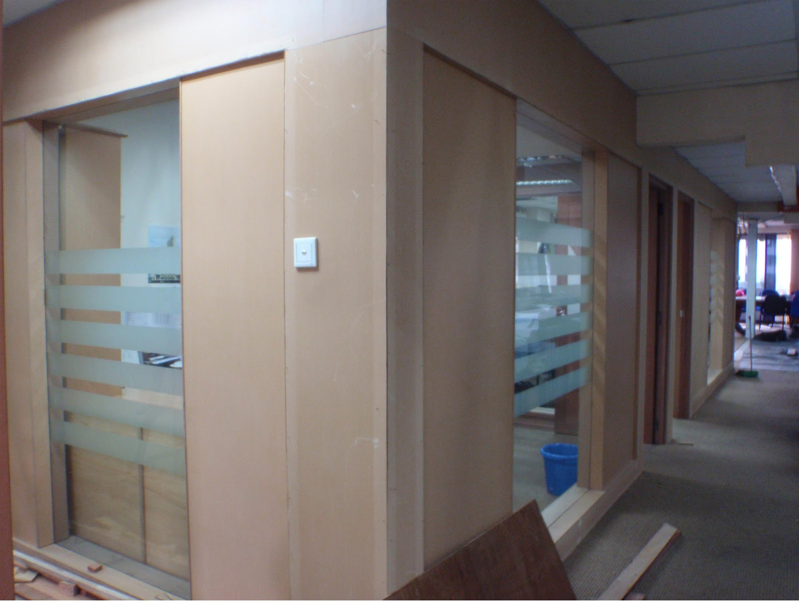 Proposed Interior Office Partition Works At Ampang