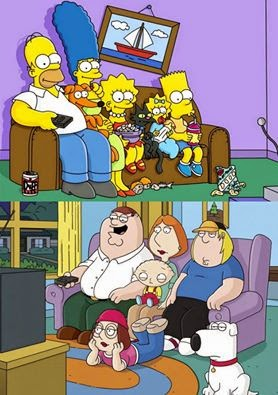 Family Guy Simpsons Crossover Episode