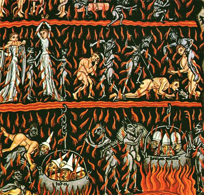Gambaran Neraka Agama Judaisme