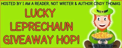 Lucky Leprechaun Giveaway Hop March 17th to 29th