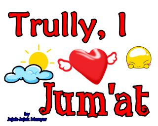 I Love Jum'at Jejak Manyar