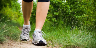 Desist stroke by walking 4000 steps a day!
