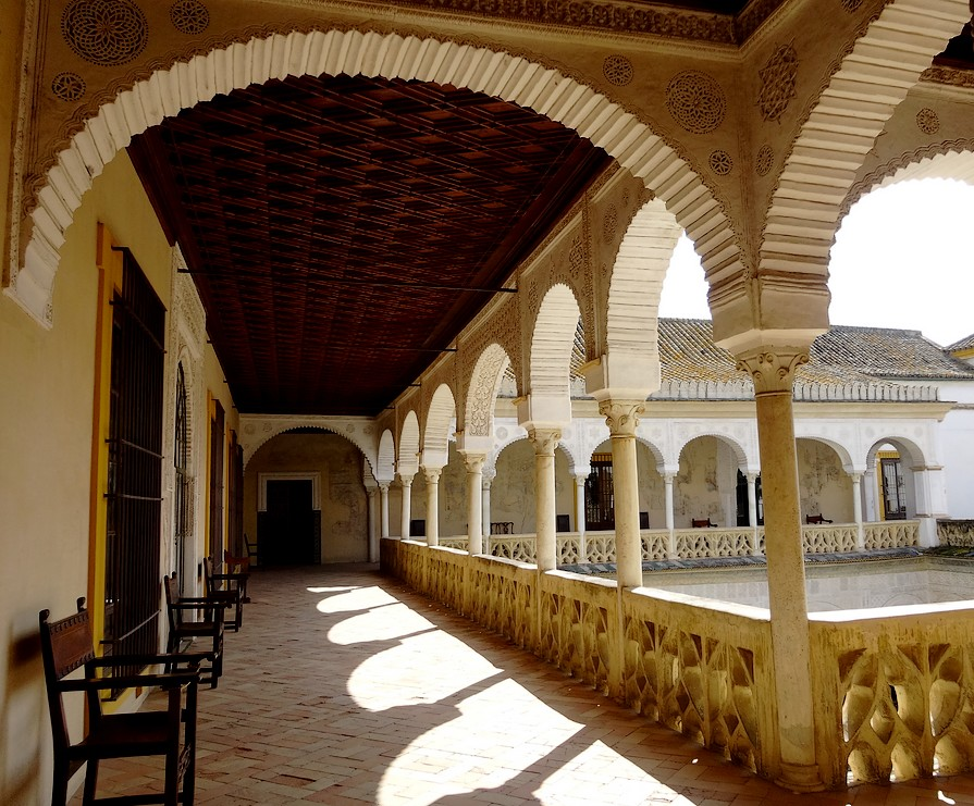 Circle of the Year: Seville - Casa de Pilatos