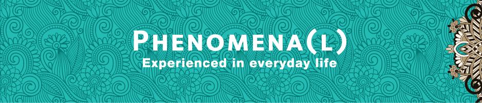 Phenomena(l)