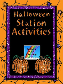 https://www.teacherspayteachers.com/Product/Halloween-Centers-or-Station-Activities-1447488