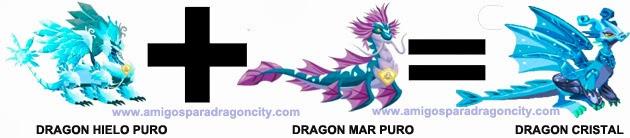 como sacar el dragon cristal combinacion 2