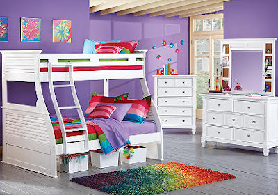 Cute kids bedrooms