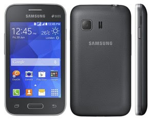 Galaxy Young 2 Lawas Hitam