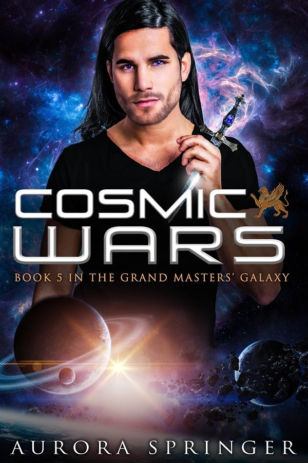 Latest Release - Cosmic Wars
