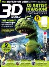 3DWorld Magazine Issue 165 February 2013