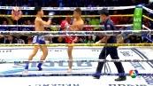 วิดีโอคลิปมวยไทย วันมีโชค ภูหงษ์ทอง พบกับ ดาวโรจน์ จิตรเมืองนนท์ (ศึกมวยไทย 7 สี วันอาทิตย์ที่ 26 เมษายน 2558)(คู่ที่สอง)