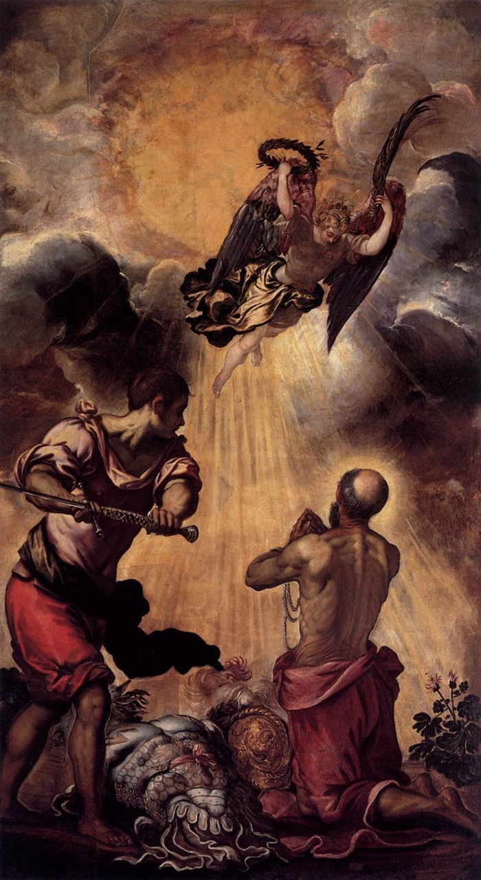 Tintoretto - Jacopo Robusti