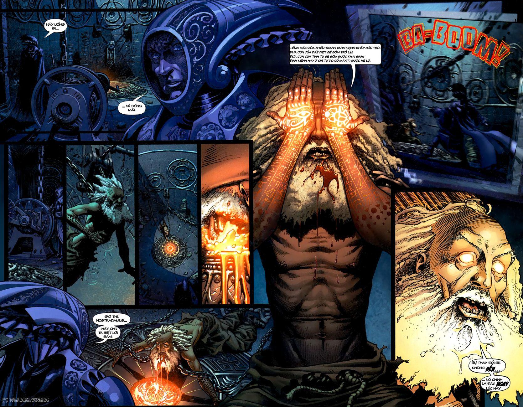 S.H.I.E.L.D chap 2 - Trang 5
