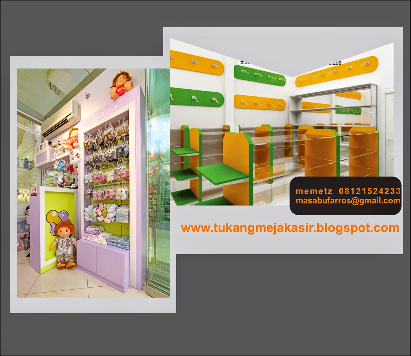 Design Interior Toko Baju Anak Baby Shop Design Toko Baju