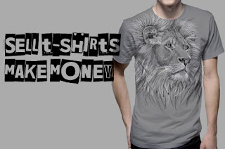 make money sell tshirts