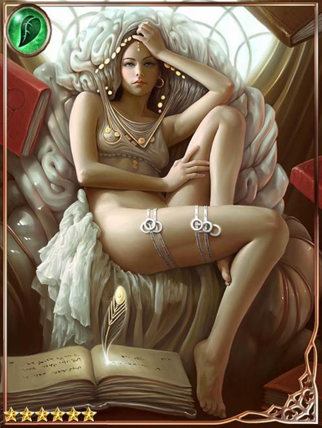 Legend of the Cryptids - PM Lady Pirium sk10